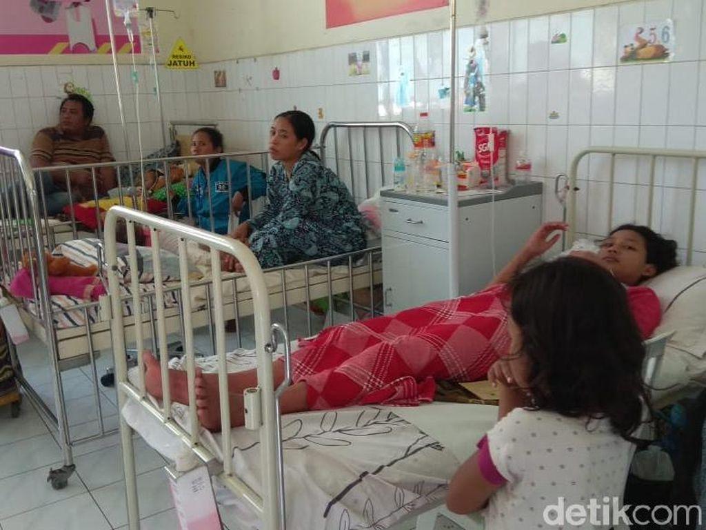 3 Minggu, Penderita Demam Berdarah di Lamongan 85 Orang