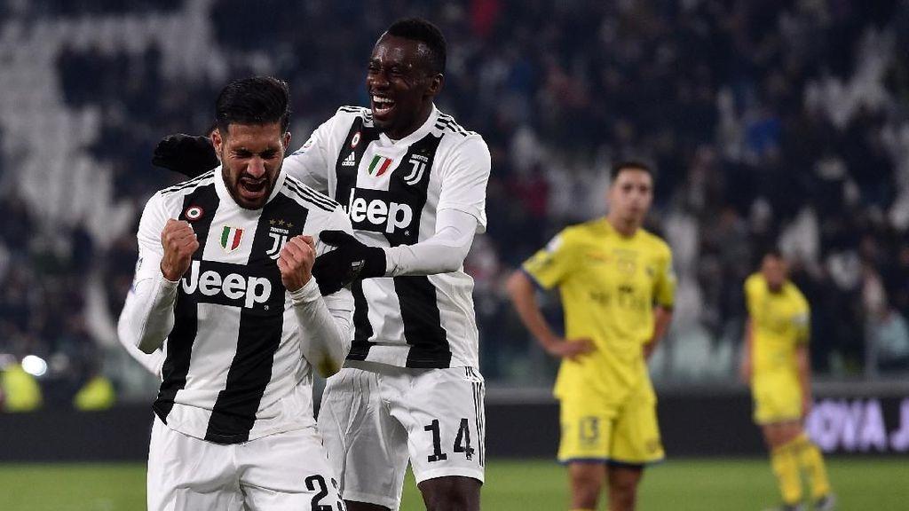 Menang 3-0 pun Juventus Tak Sepenuhnya Puas
