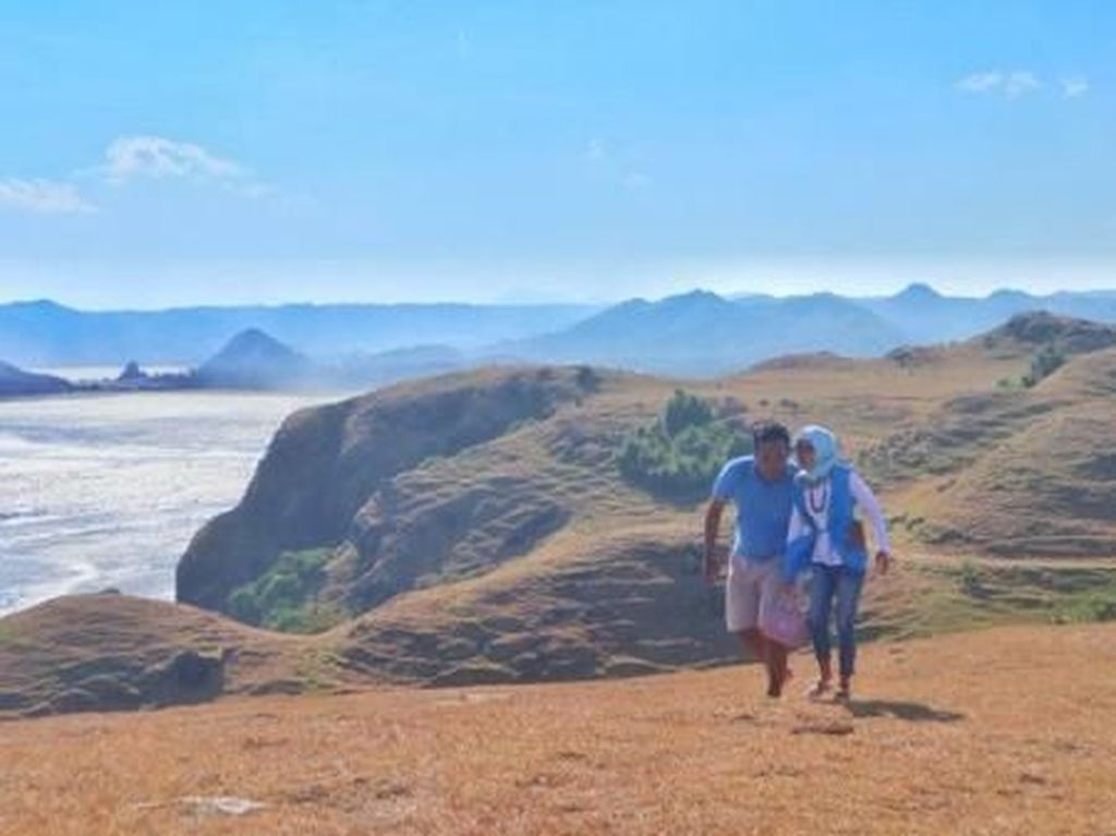 Romantisme Lombok, Jadi Alasan Destinasi Honeymoon