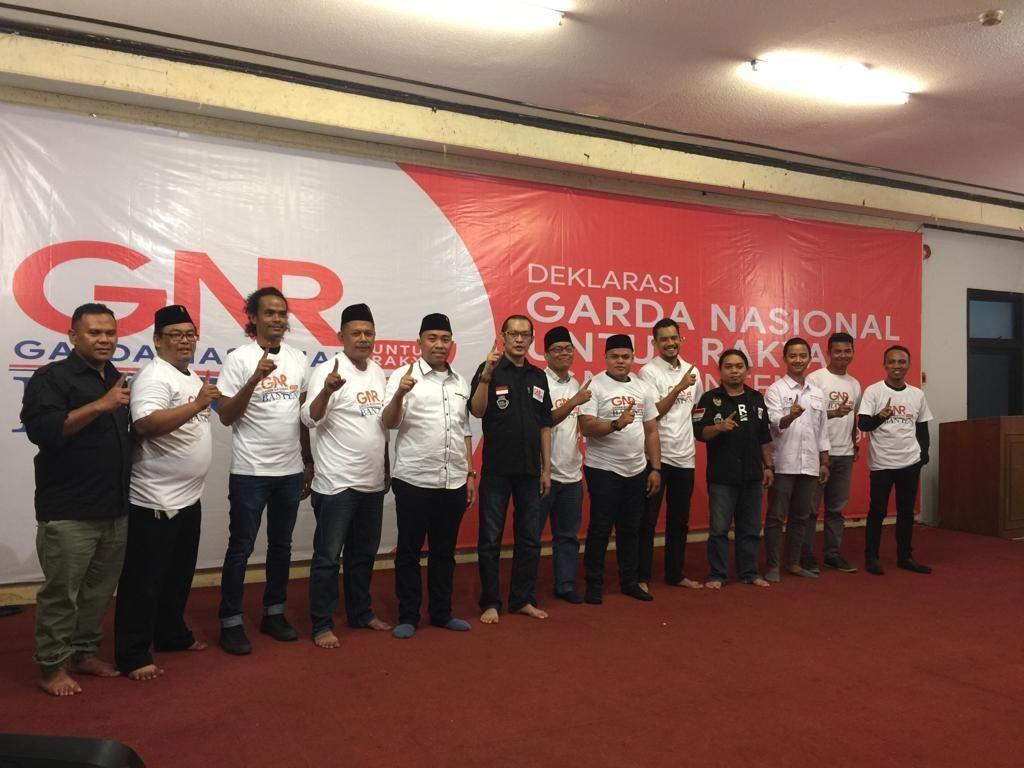 Buntut Pengeroyokan Pria Berkaus Jokowi, GNR Minta Suasana Kondusif Dijaga