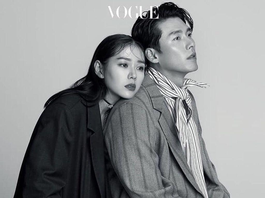 Manajemen Frustrasi soal Kabar Pacaran Hyun Bin-Son Ye Jin
