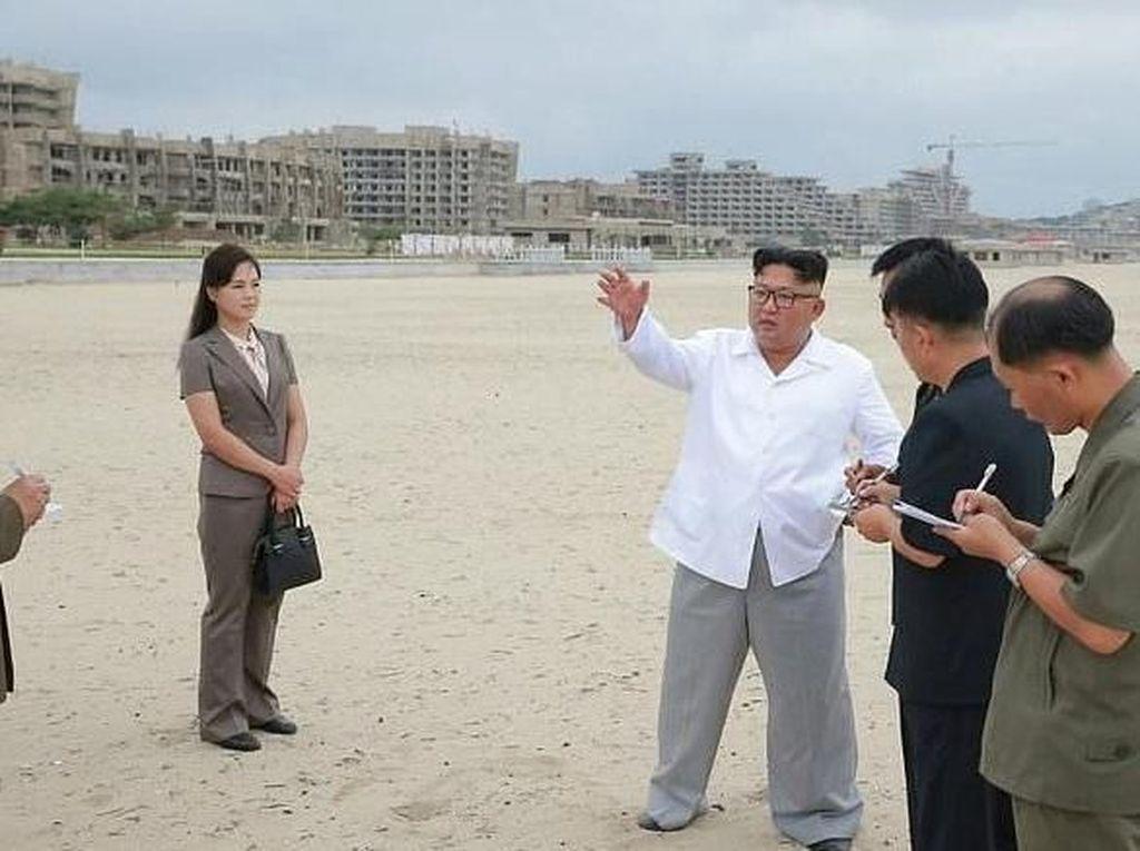 Korea Utara Siap Buka Resor di Bekas Lokasi Peluncuran Rudal