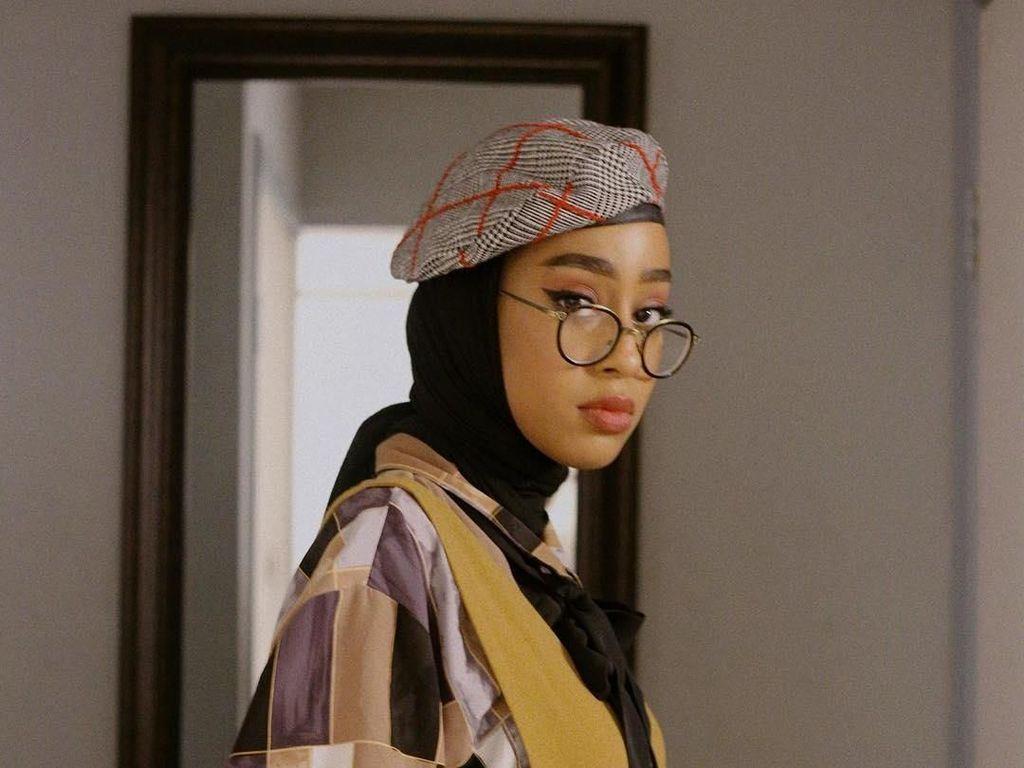 Foto: Inspirasi Gaya Hijab Vintage dari Hijabers Toronto