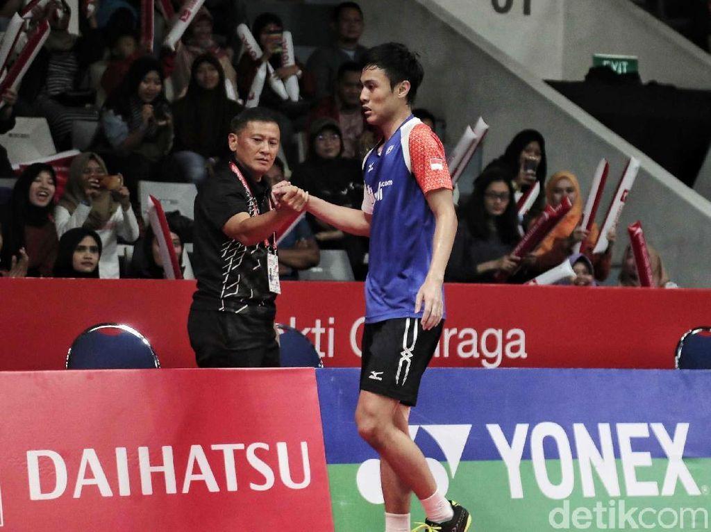 Pelatih Bicara Peluang Vito ke Olimpiade 2020