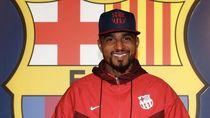 Kevin-Prince Boateng, Pemain Baru Barcelona yang Doyan Traveling