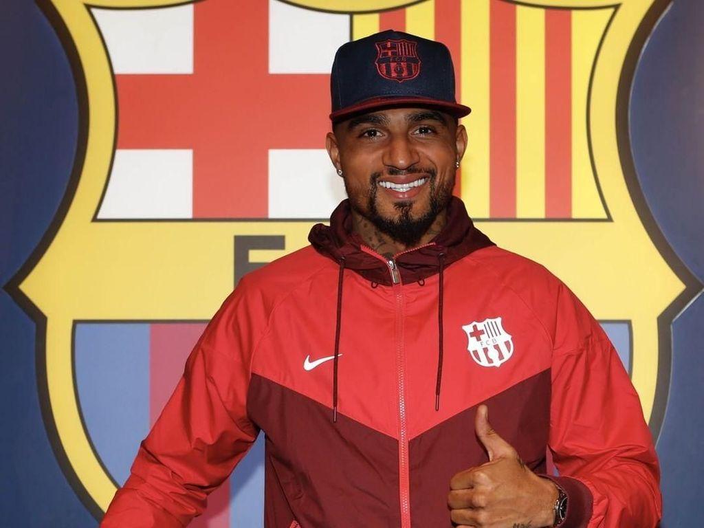Alasan Barcelona Angkut Boateng ke Camp Nou