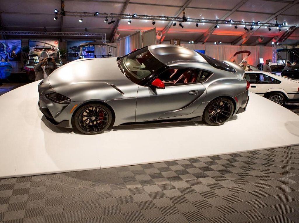 Mobil Toyota Termahal, Rp 30 Miliar!