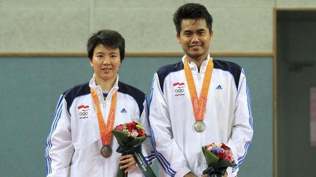 Kegagalan di final Asian Games sempat memunculkan masalah dalam duet Tontowi Ahmad/Liliyana Natsir.
