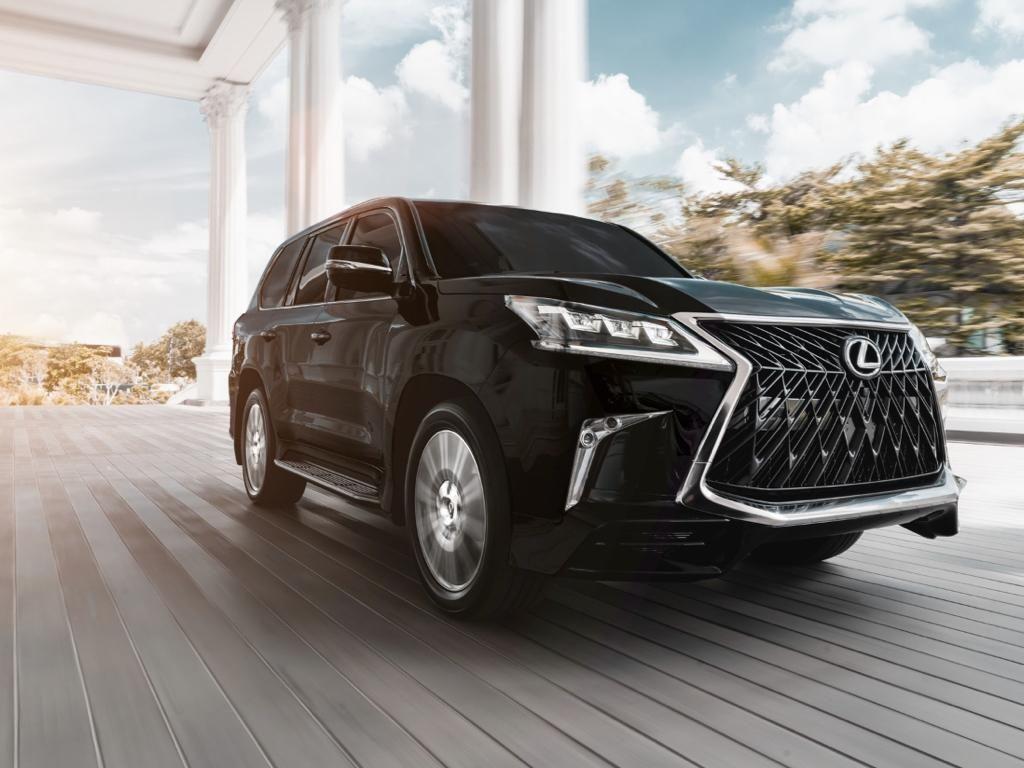 Lexus yang Biasa Dinaiki Prabowo Ada Versi Baru