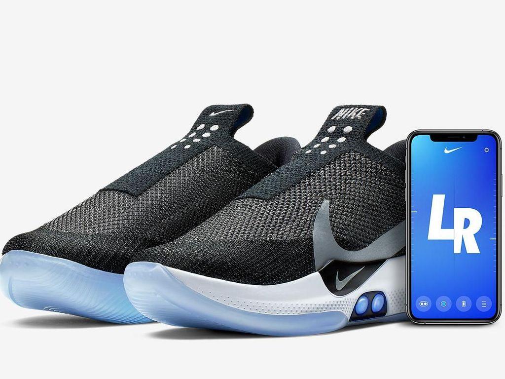 Keren! Sneakers Canggih Pertama Nike Bisa Otomatis Menyesuaikan Kaki