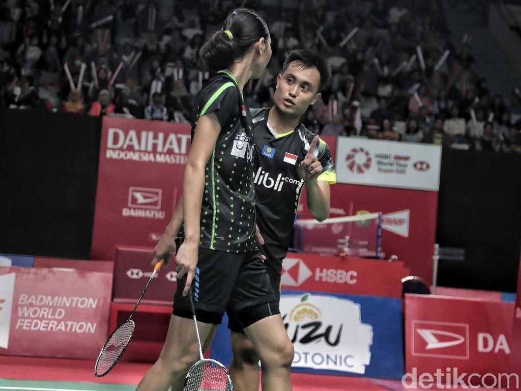 Tontowi Ahmad Dkk Diminta Lebih Intens Pelajari Detail Permainan Lawan