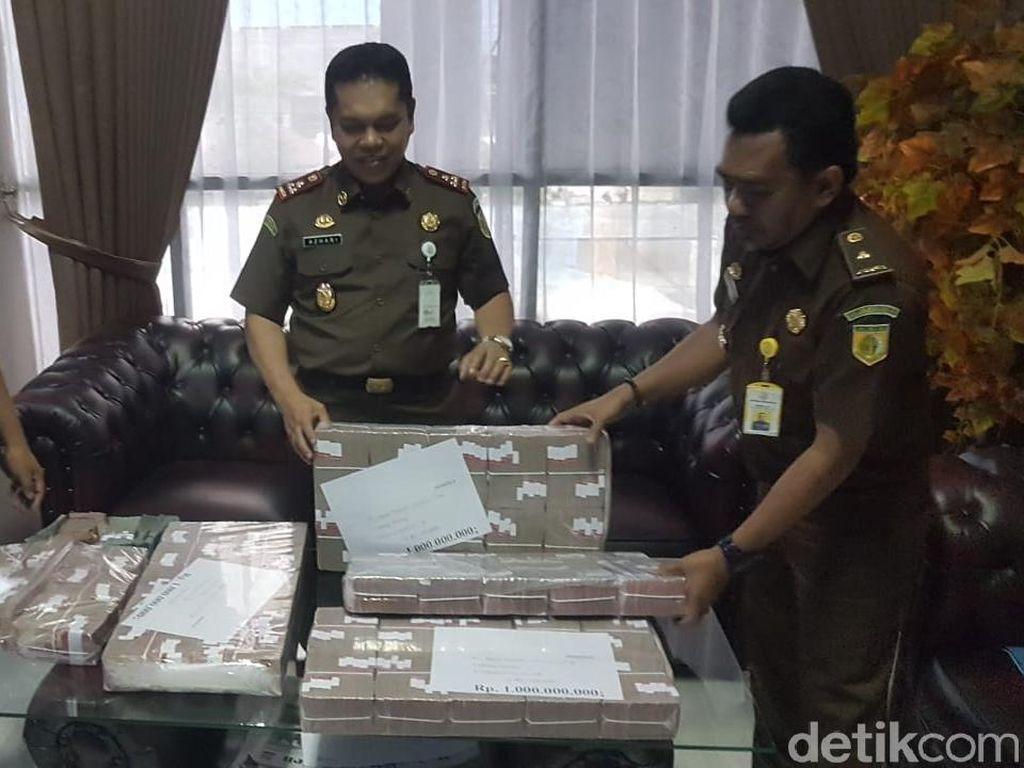 Cash! Koruptor Shelter Tsunami Banten Balikin Duit Korupsi Rp 4,6 M