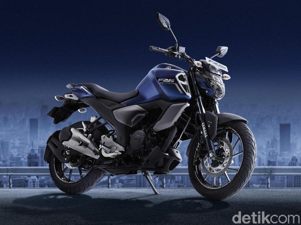 Makin Berotot, Yamaha Byson Terbaru Meluncur