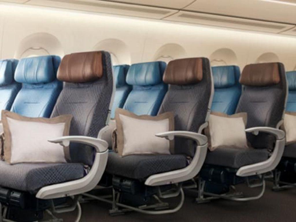 Terbang Non-stop dari Singapore menuju Seattle