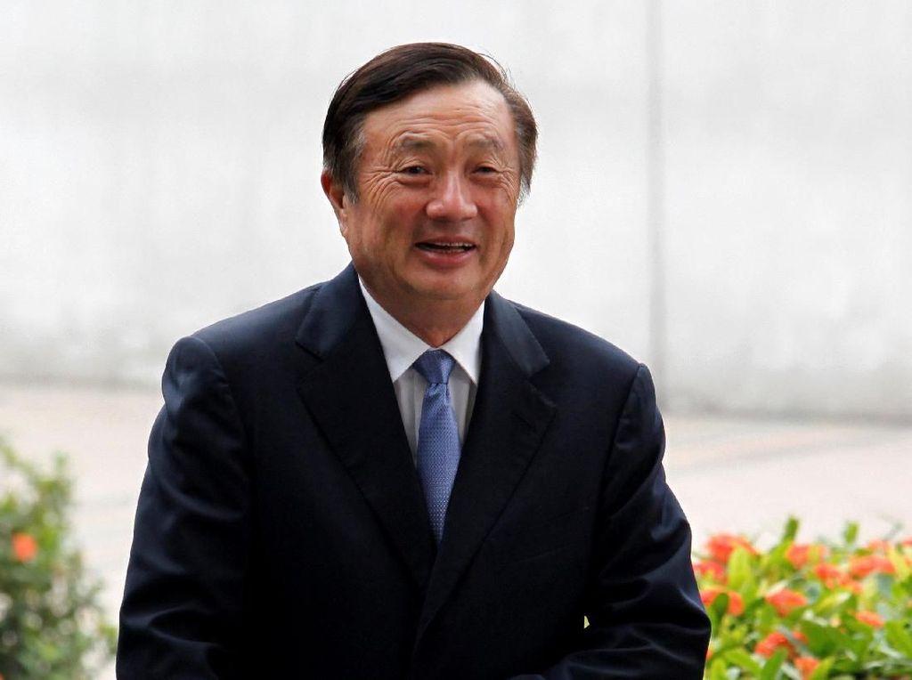 Pendiri Huawei: Amerika Takkan Bisa Hancurkan Kami