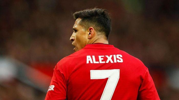 Alexis Sanchez berharap bisa menangi Liga Champions bersama Manchester United. (Foto: Jason Cairnduff/Reuters)