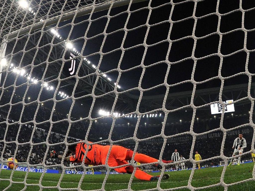 Penalti Ronaldo Gagal, Allegri Tak Ambil Pusing