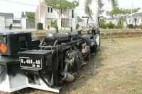 Komando! Vespa Tempur ala Kendaraan Perang