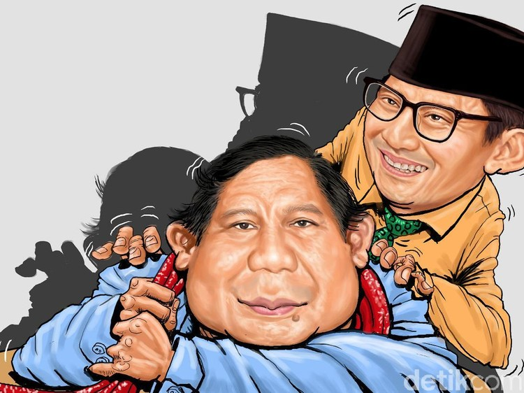 Prabowo dan Saran Kalem dari Sang Maestro