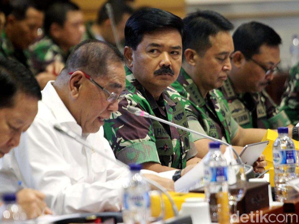 Menhan Hingga Panglima TNI Rapat soal Pembebasan Baasyir