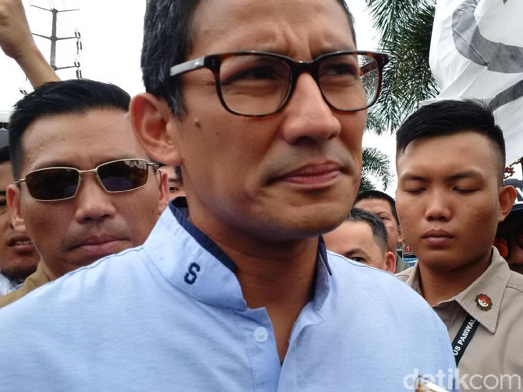 Prabowo Sebut Negara Punya Genderuwo, Sandiaga: Mestinya Jadi Introspeksi