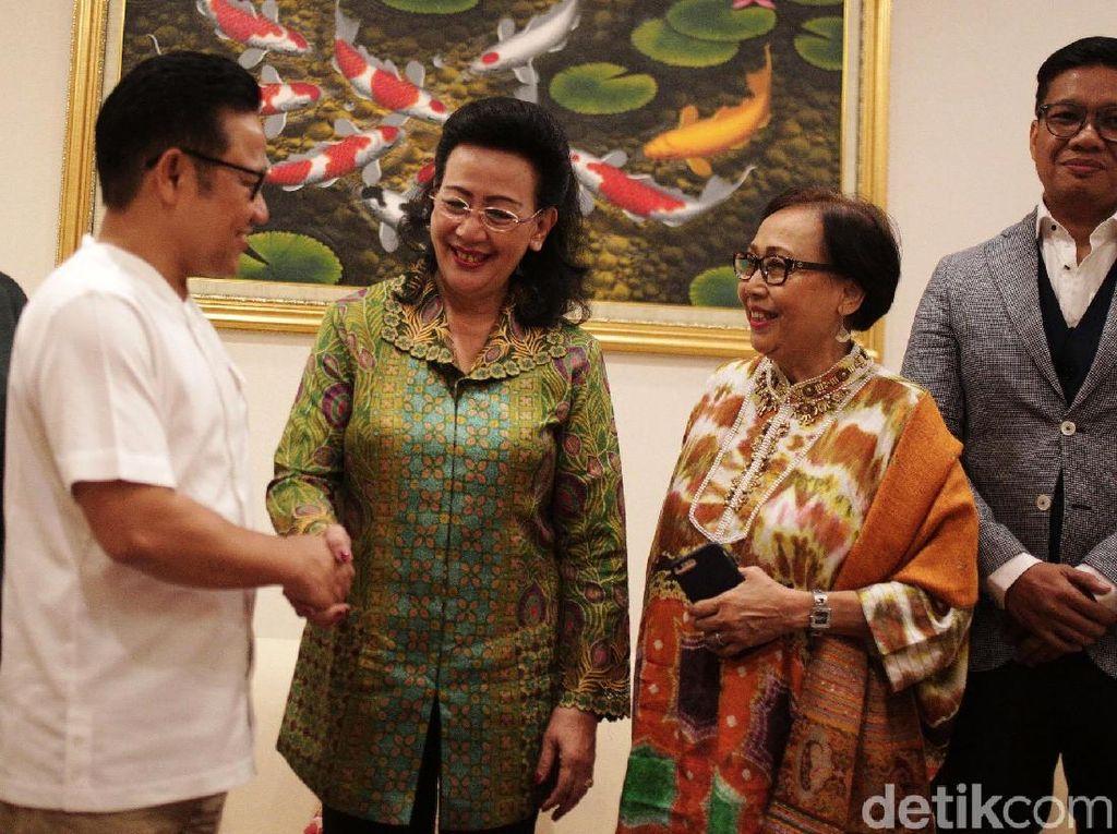 Temui Cak Imin, Hemas Ngadu Soal Polemik Kepemimpinan DPD
