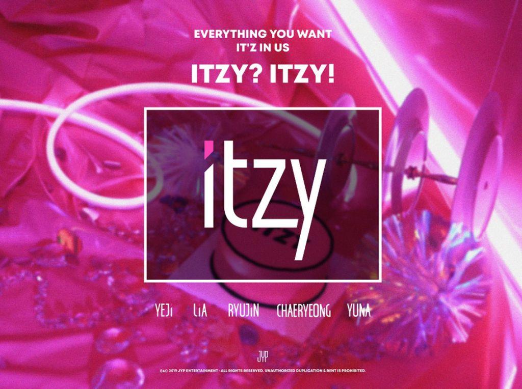 ITZY Rilis Teaser ke-2 Jelang Debut