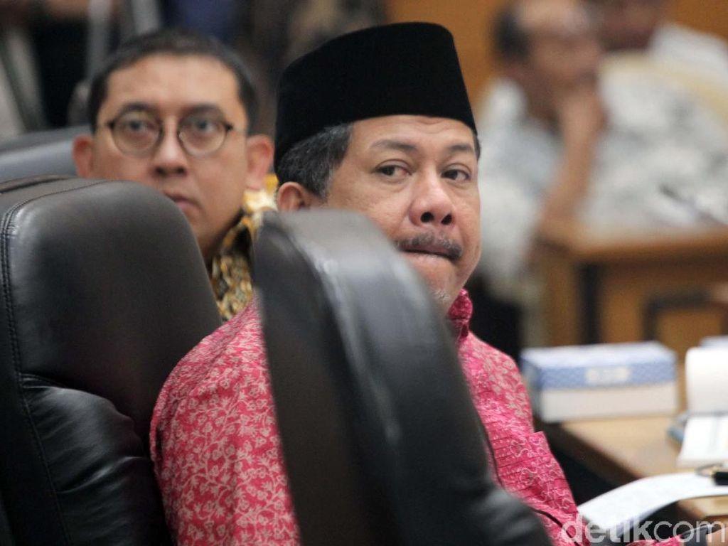Bintang Tanda Jasa dari Jokowi Bagi Duo Fadli-Fahri