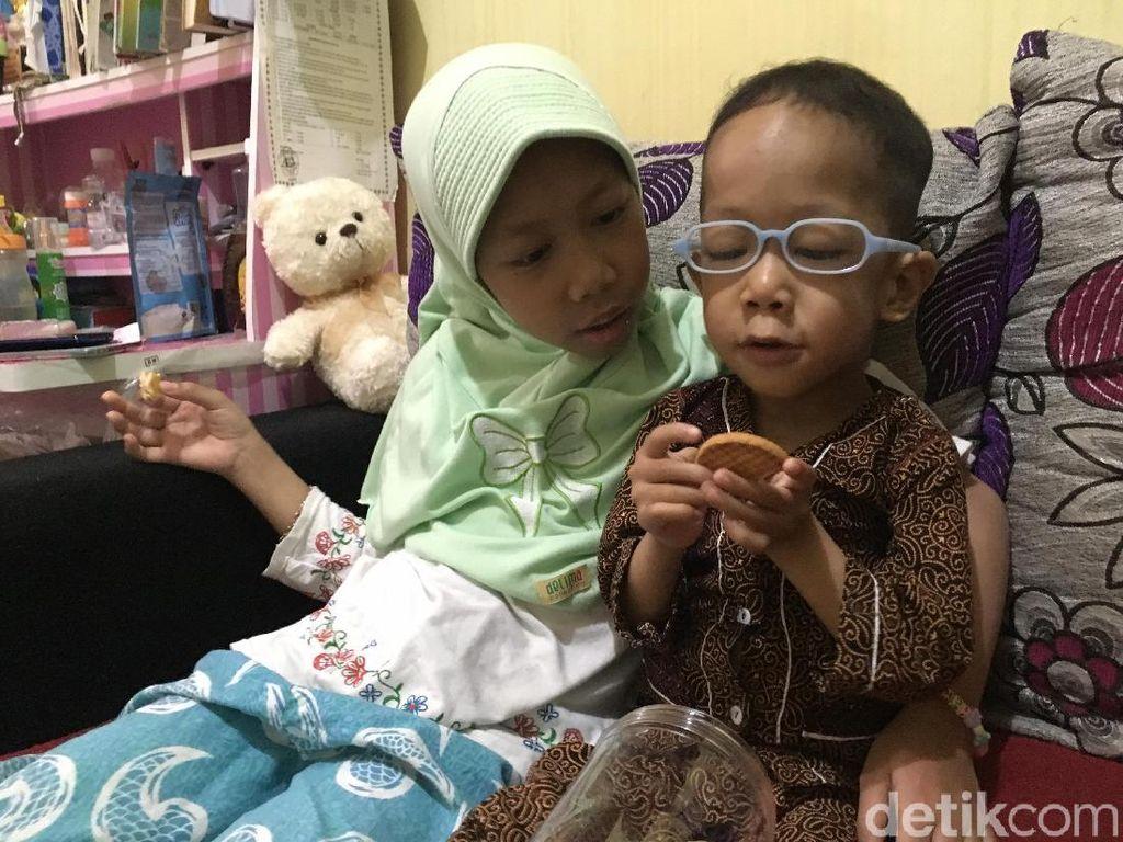 Ini Kanzu, Salah Satu dari 40 Pengidap Bruck Syndrome di Dunia