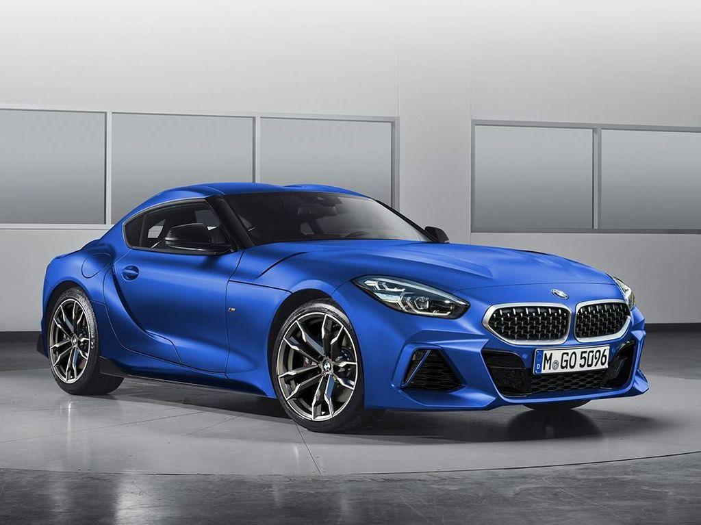 Akhirnya BMW Buka-bukaan Hasil Perkawinan dengan Toyota