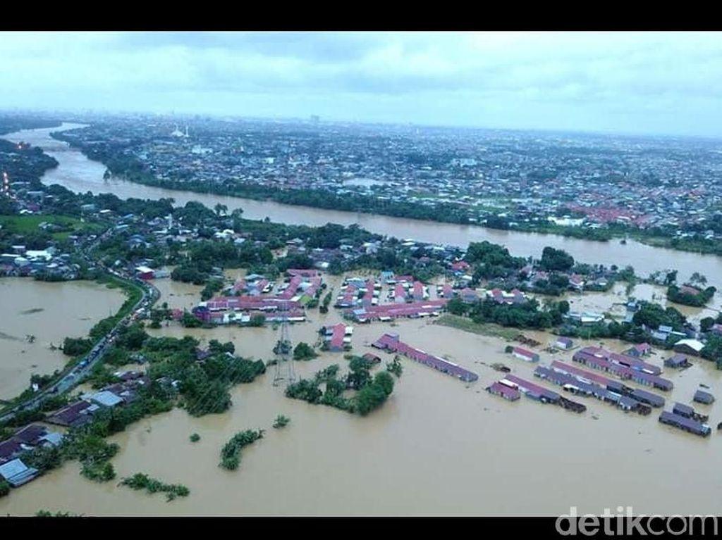 Banjir Bandang di Sulsel, BNPB akan Hijaukan Lagi Gunung Bawakaraeng
