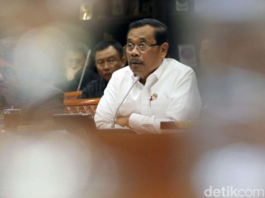 Jaksa Agung: Ada Kabar Anak Saya Ditangkap KPK, Itu Hoax!