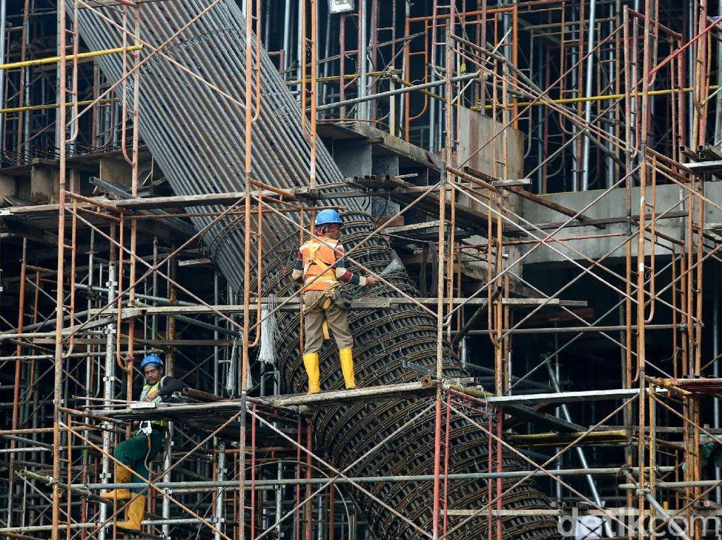 Rasio Kredit Bermasalah Paling Tinggi di Sektor Konstruksi