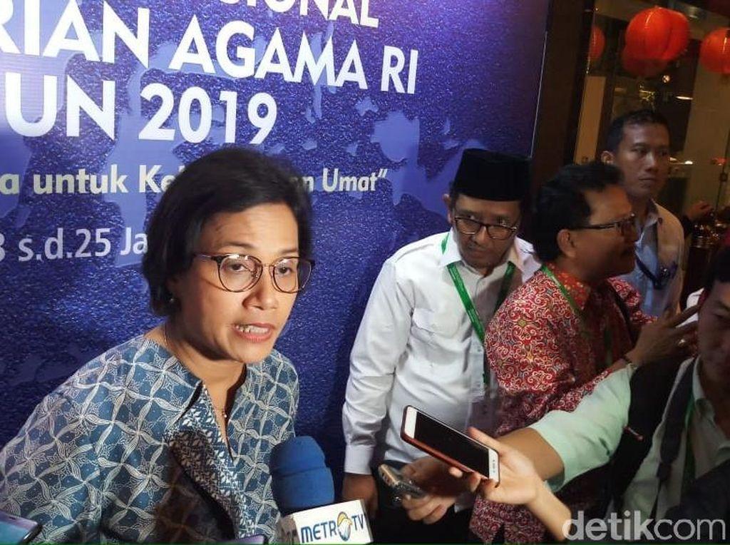 Sri Mulyani ke Camat: Imbangi Presiden, Jangan Nongkrong di Warung Kopi