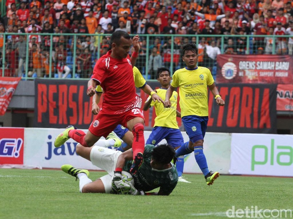Hasil Piala Indonesia: Diimbangi 757 Kepri Jaya, Persija Tetap ke 16 Besar