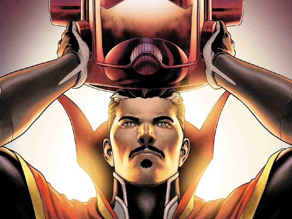Bocoran Marvel Comics, Doctor Strange Jadi Galactus