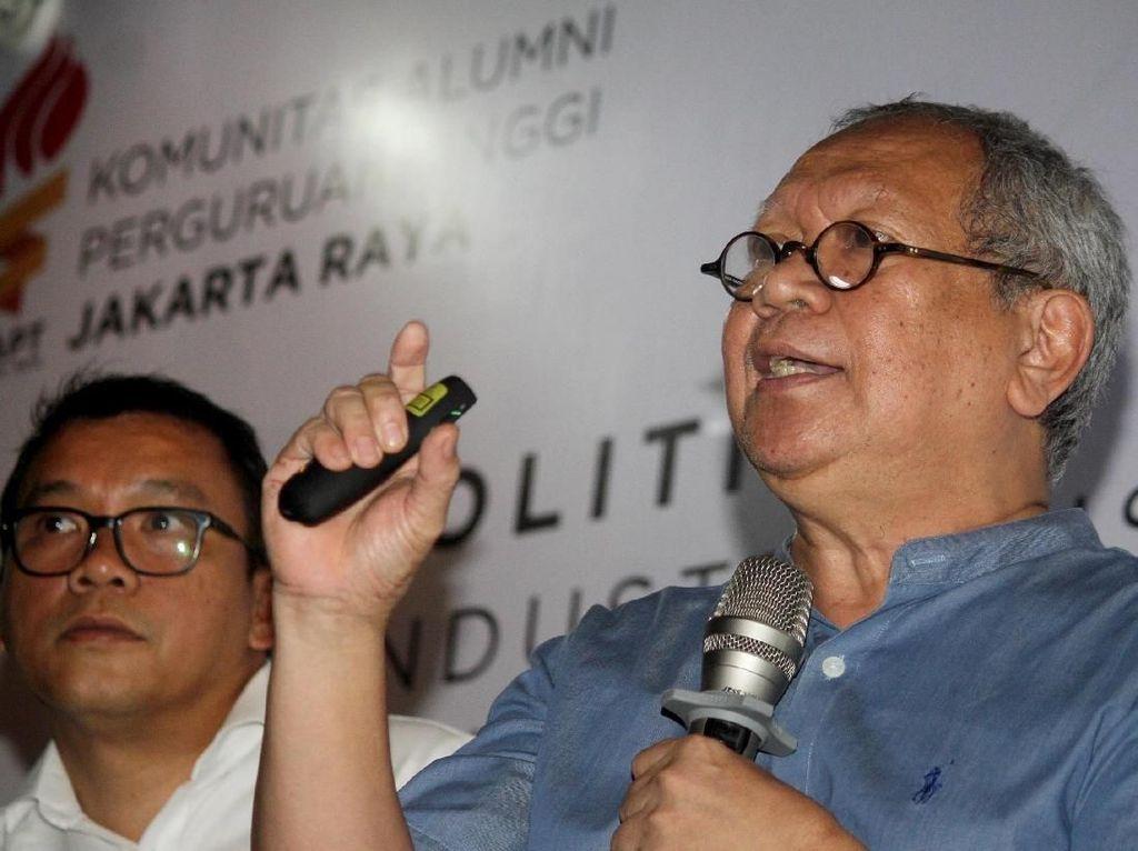 Politik Industrialisasi Jokowi di Era Industri 4.0