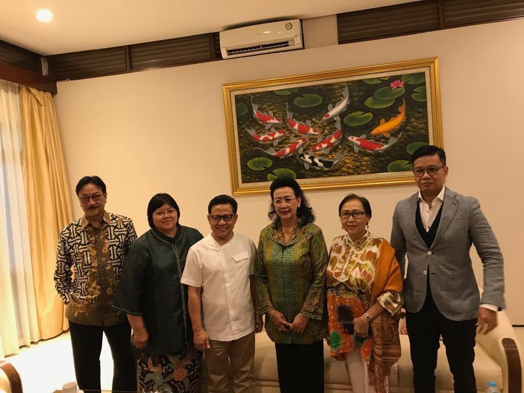 Usai Jokowi, Hemas Mengadu soal Polemik Kepemimpinan DPD ke Cak Imin