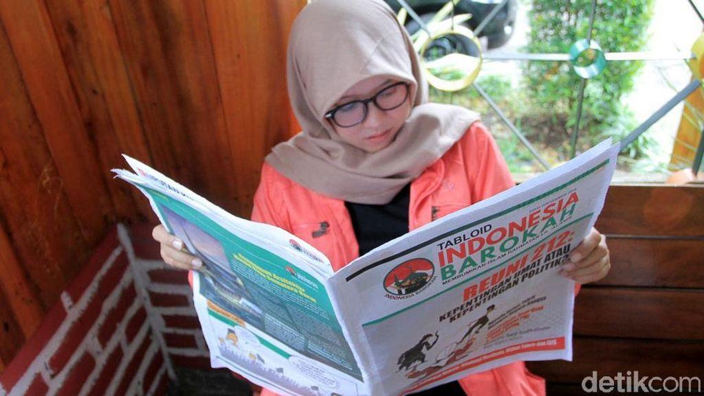 Ini Dia Tabloid Indonesia Barokah yang Tersebar di Jabar