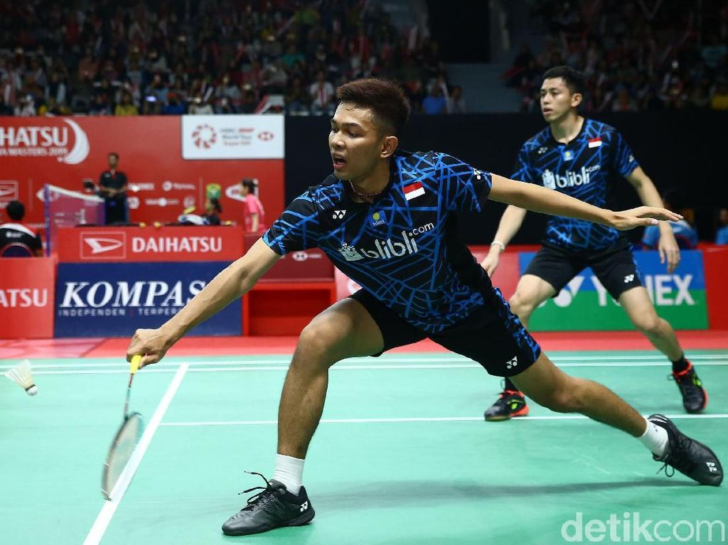 3 Ganda Putra Indonesia di 5 Besar Dunia, Bagaimana Pembagian Tiket Olimpiade?