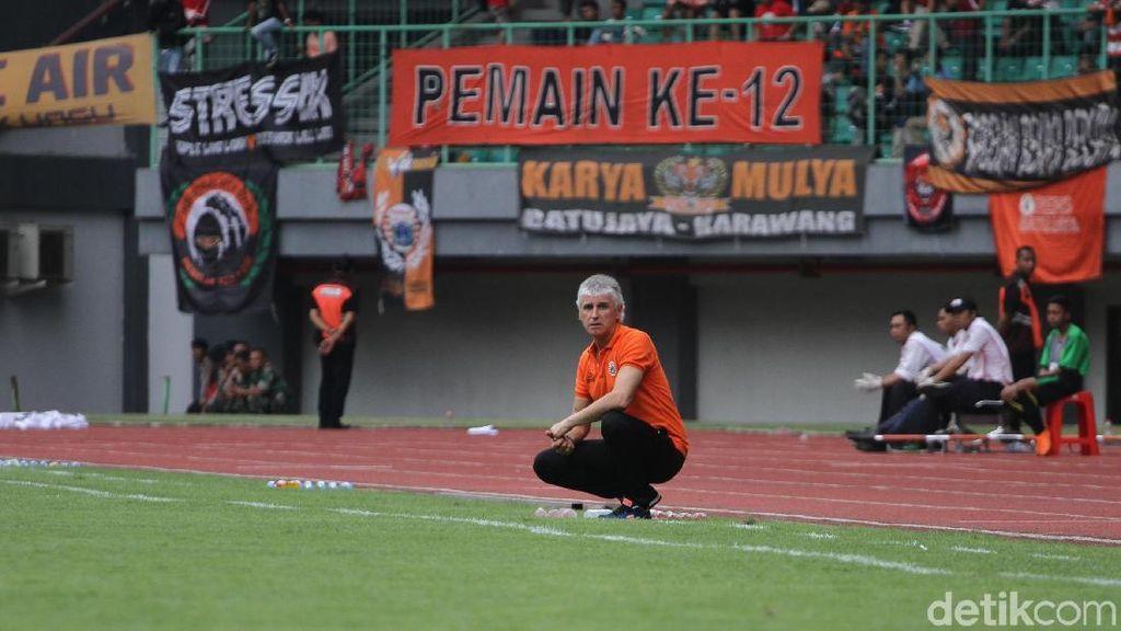 Persija Pesta Gol ke Gawang Kepri Jaya, Kolev: Masih Ada yang Harus Diperbaiki