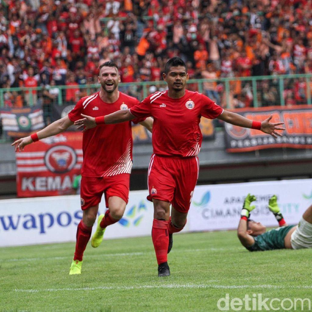 Hasil Piala Indonesia: Simic 5 Gol, Persija Lumat Kepri Jaya 8-2