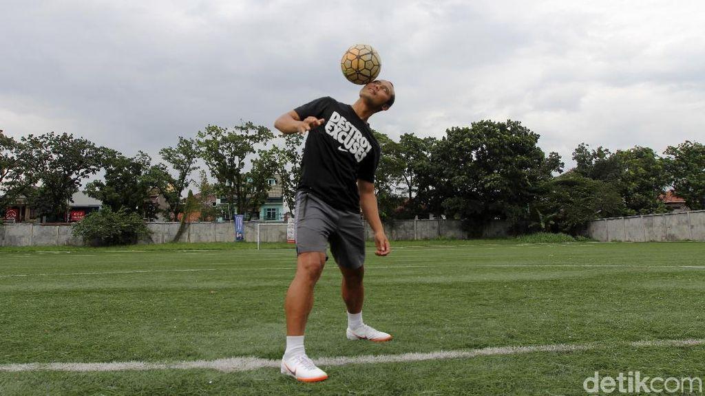 Punya SSB di Cianjur, Atep Juga Akan Bangun Akademi Sepakbola di Bandung