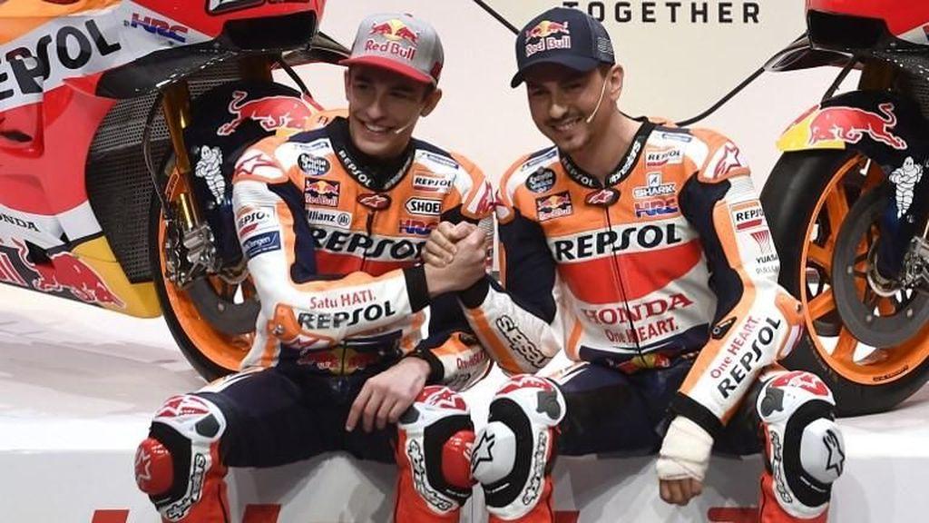 Marquez: Dream Team? Yang Penting Gelar Juara
