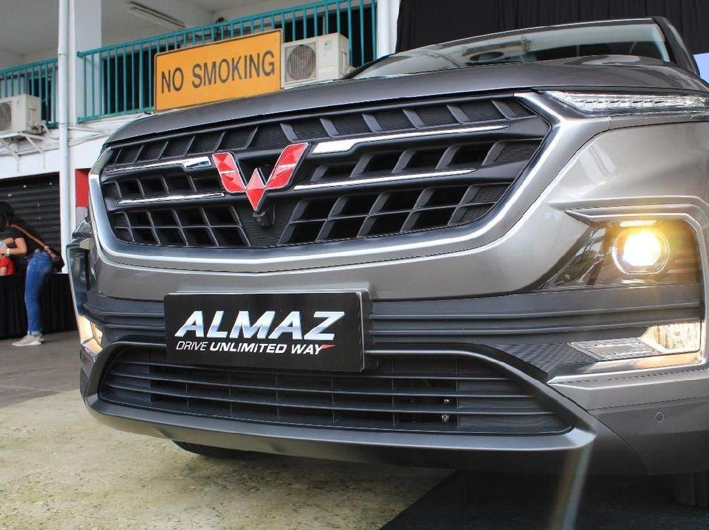 Wuling Punya SUV Almaz, Ini Kata Toyota