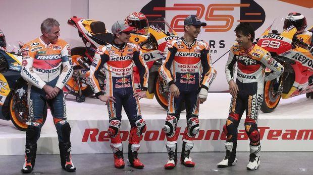 MotoGP merupakan salah satu olahraga populer di dunia.
