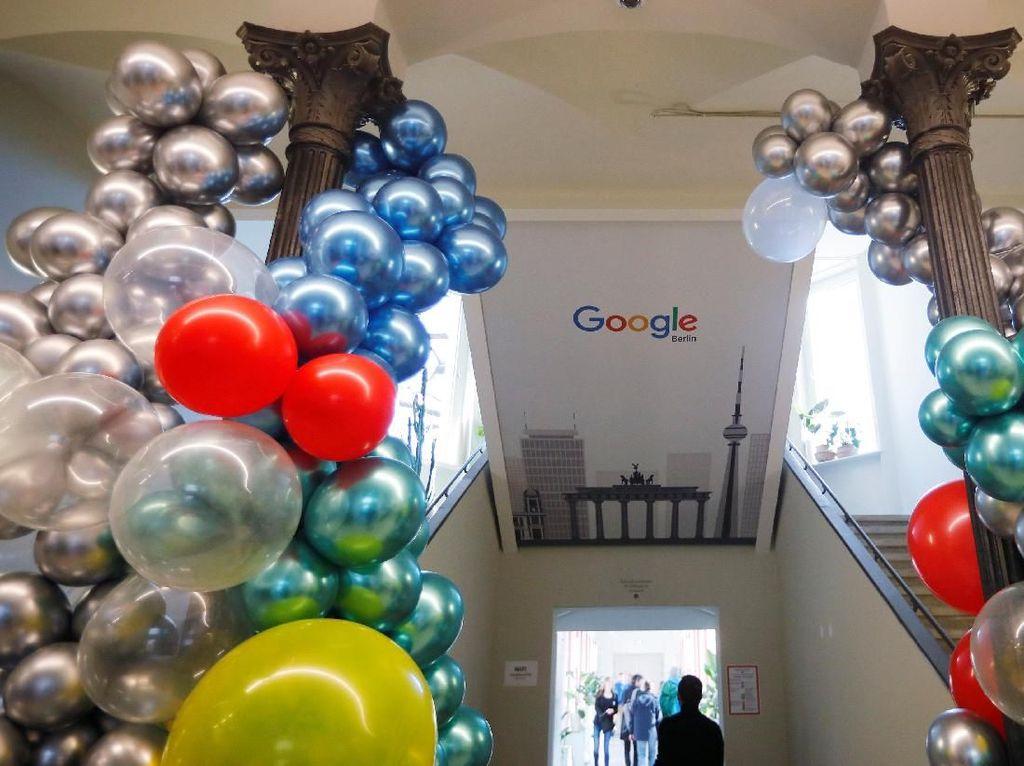Google Beri Kompensasi Rp 14,7 Juta untuk Pegawai yang WFH