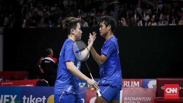 Jadwal Tiga Ganda Tuan Rumah di Final Indonesia Masters 2019