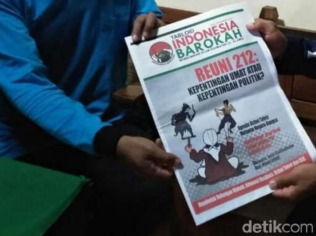 Respons Takmir Masjid di Kebumen Saat Terima Indonesia Barokah