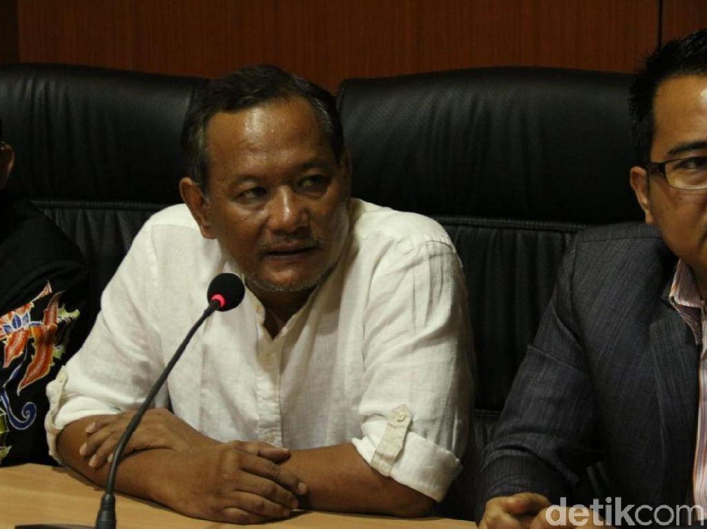 Berkas Kasus Pengaturan Skor Vigit Waluyo Dilimpahkan ke Kejagung
